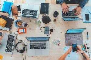 entreprise et internet